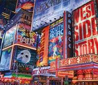 Un giro per Broadway